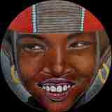 Masai-meisje-Z